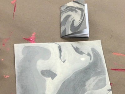 Printmaking and Paper Marbling